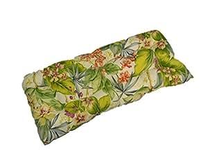 Amazon Indoor Outdoor Cushion for Wicker Loveseat