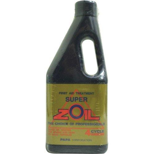 スーパーゾイル エンジンオイル添加剤 SUPER ZOIL 4サイクル用 450ml [HTRC3] スーパーゾイル