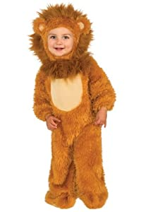 Rubie's Costume Co Infant Noah Ark Lion Cub Romper by Rubies Costumes - Baby
