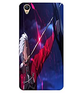 ColourCraft The Archer Design Back Case Cover for OPPO R9