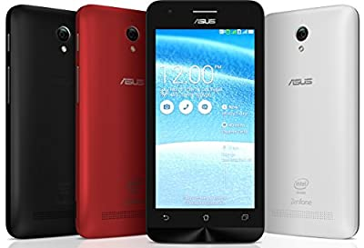 Asus Zenfone C (Black, 8 GB)