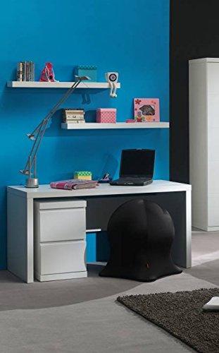 Vipack Schreibtisch Lara, weiß