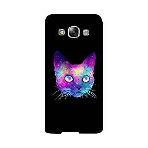 Phone Candy Designer Back Cover with direct 3D sublimation printing for Samsung Galaxy E5