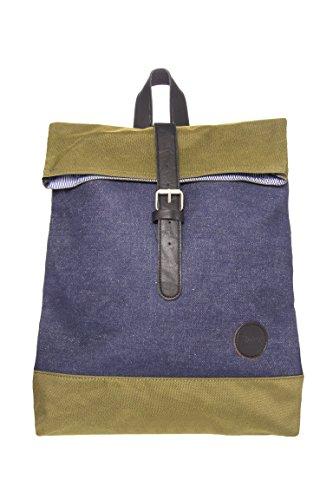 Unisex Foldtop Backpack