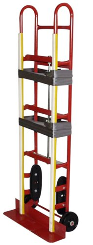 Milwaukee Hand Trucks 41188 Appliance Truck With Ratchet Belt Tightener front-443163