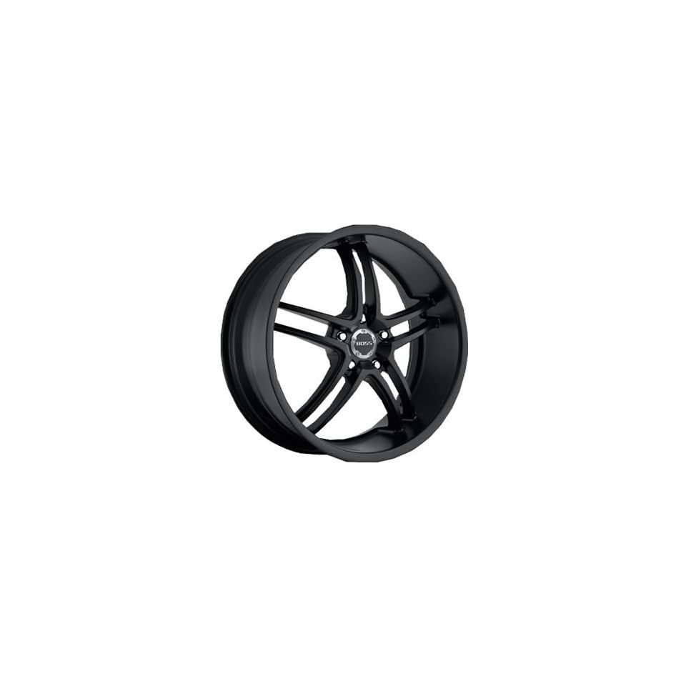 Boss 340 20 Black Wheel / Rim 5x4.5 with a 14mm Offset and a 82.80 Hub Bore. Partnumber 34082812