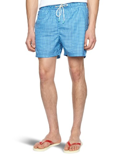 Oiler&Boiler Tuckernuck Classic Blue G  Swim Trunk Men's Trunks