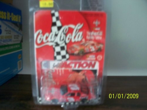 Dale Earnhardt Coca Cola #3 Red Action Car - 1