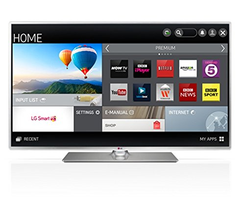 LG 50LB580V 50-inch Widescreen 1080p Full HD Wi-Fi Smart TV with Freeview HD (discontinued by manufacturer)