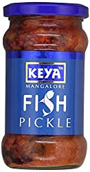 Keya Mangalore Fish Pickle, 270g
