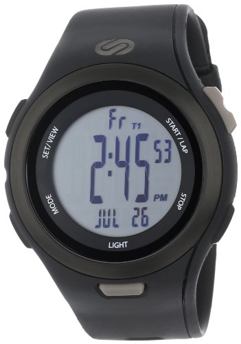 soleus-mens-sr010001-ultra-sole-gray-and-black-polyurethane-strap-watch