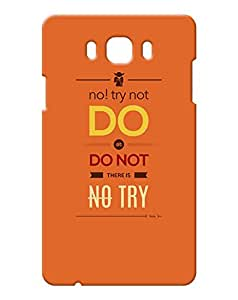 Kyra Back Case Cover For Samsung Galaxy J7 2016