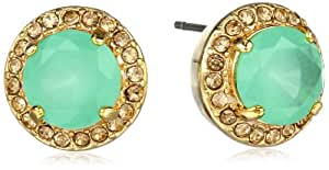 "Carolee ""Cerulean Skies"" Stud Earrings"