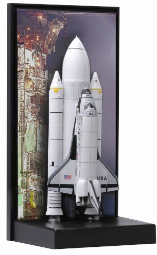 DW156371 Dragon Wings Space Shuttle Columbia With SRB Model Spacecraft.