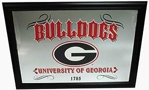 NCAA Georgia Bulldogs Decorative Mirrors