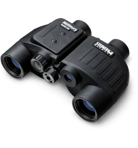 Steiner 8X30 Military R Lrf Binoculars, Od Green 5918