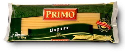 Primo Pasta Linguine #108, 32-Ounce (Pack of 4)