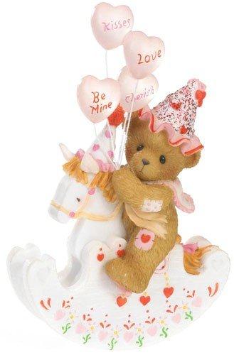 Cherished Teddies Bear On Rocking Horse Figurine (You Rock My World) 4020586 front-1059364