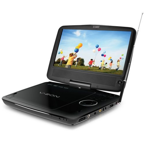 Coby TFDVD9189A 9-Inch Portable DVD Player