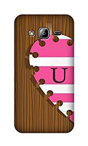 SWAG my CASE Printed Back Cover for Samsung Galaxy J3