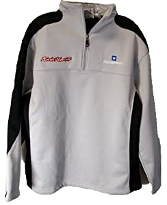 Kevin Harvick Gm Goodwrench Quarter Zip Fleece Pullover 2x Nascar by Motorsport Authentics