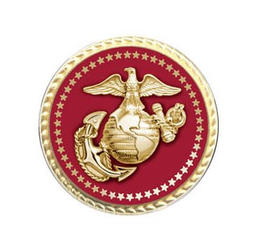 Marine Corps Presidential Tie Tac / Lapel