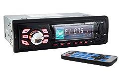 SoundBoss SB-53 Bluetooth Wireless With Phone Caller Id Receiver Car Media Player(Single Din)