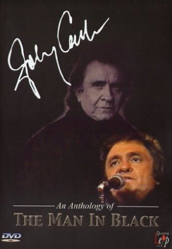 Johnny Cash - An Anthology Of The Man In Black [DVD]