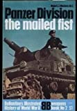 img - for Panzer Division, the Mailed Fist: Ballantine's Illustrated History of the World War II (Weapons Book No 2) book / textbook / text book