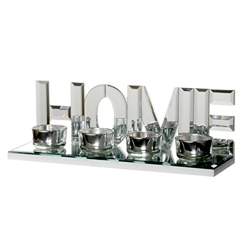home-tealight-holder-glass-mirrored-ornament-holds-4-candles-a-beautiful-gift