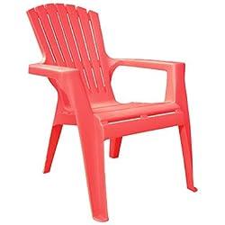 Cher RED Adiron Chair