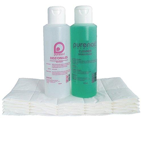 kit-solvant-pocket-avec-cleaner-degraissant-125-ml-dissongle-acetone-125-ml-100-carres-de-cellulose-