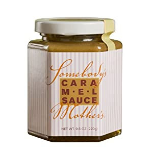 Somebody's Mother's Caramel Sauce (9.5 Oz) - 2 Pack
