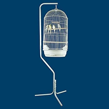 "Princeville Palace Bird Cage - 21""W x 16""D x 56""H - With Stand or Without or Stand Only! 2 Colors Available!"