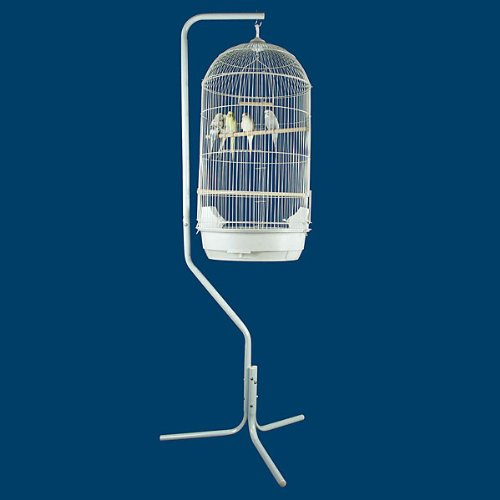 """Princeville Palace Bird Cage - 21""""W x 16""""D x 56""""H - With Stand or Without or Stand Only! 2 Colors Available! 1"""