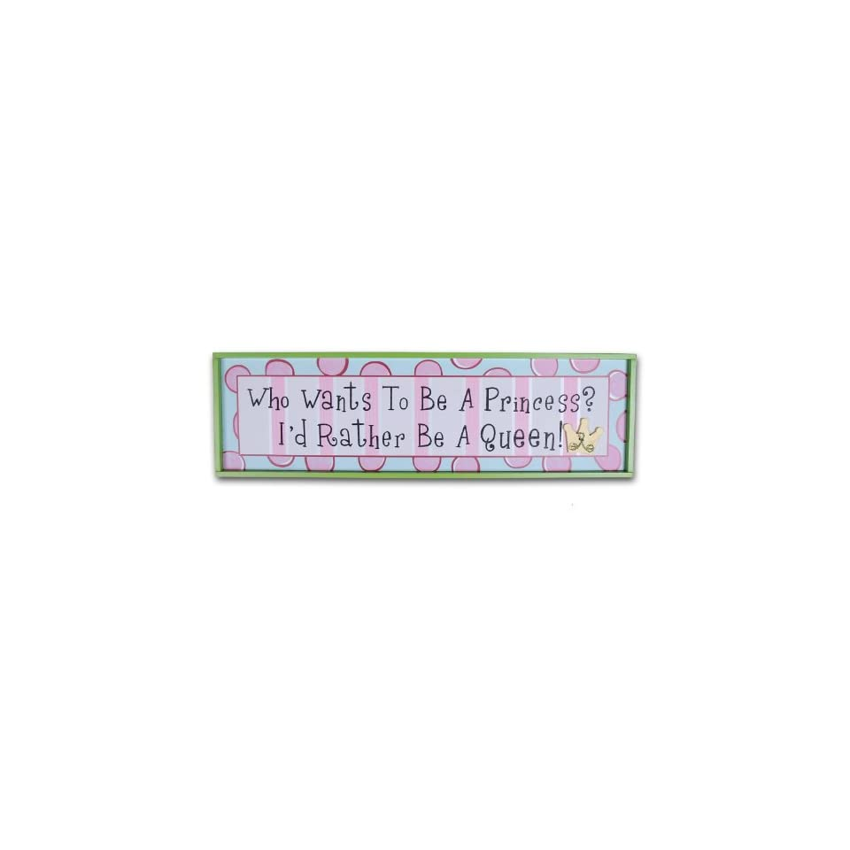 Adeco Decorative Wooden Sign Plaque with Quote  Home Decor Wall Art