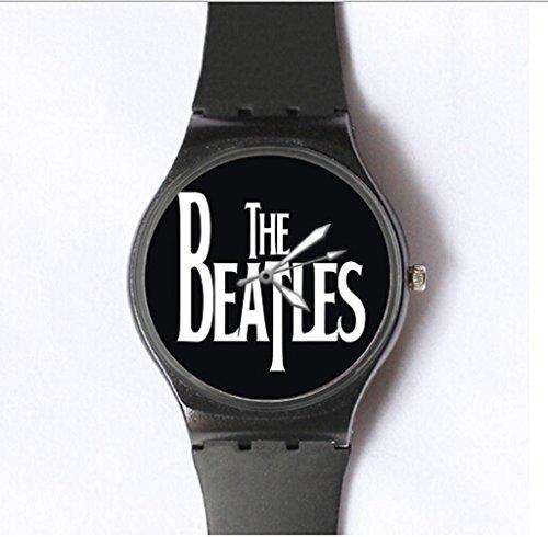 The Beatles Custom Classic Photo Watch Quartz Sports Watch (Custom Photo Watch compare prices)
