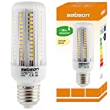 E27 108 LED [sebson] (420lm - Warm-Wei - 108 x 3528 SMD LED - 360 Abstrahlwinkel - E27 Sockel - 230V AC - 4W - 40120mm)