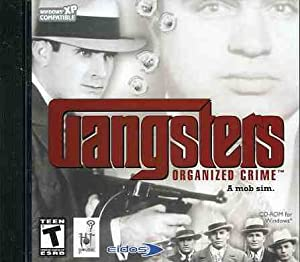 Gangsters Organized Crime - PC (Jewel case)