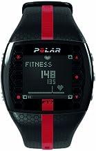 Polar FT7 Cardiofrquencemtre Noir/rouge