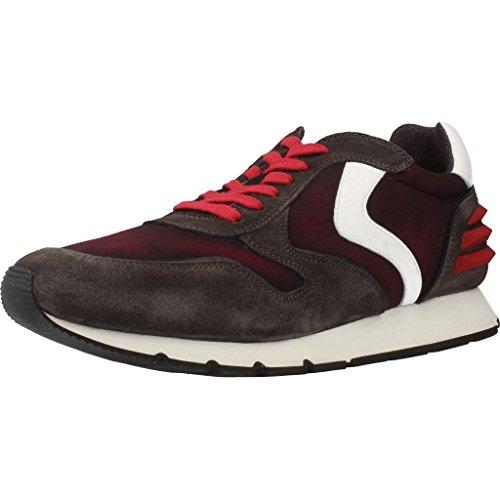 Uomo scarpa sportiva, color Borgogna , marca VOILE BLANCHE, modelo Uomo Scarpa Sportiva VOILE BLANCHE LIAM POWER Borgogna