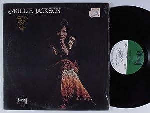 MILLIE JACKSON LP, MILLE JACKSON, US ISSUE EX/EX VINYL