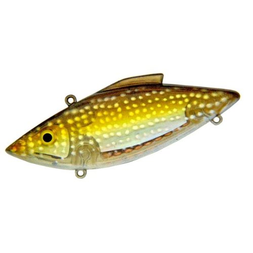 Rat l trap lures 1 12 ounce super trap from a c kerman for Rattle trap fishing lure