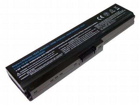 PowerSmart ® 48 Li-ion 10,8 V 4400mAh de rechange pour ordinateur portable/Notebook/PC-Pa3634U 1BAS, Pa3634U - 1BRS, Pa3635U - 1BAM, Pa3635U - 1BRM, P