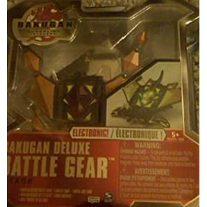 Bakugan Gundalian Invaders Deluxe Battle Gear AIRKOR