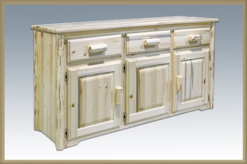 Buy Low Price Montana woodworks Montana Collection Sideboard_Lacquered (MWSBV)