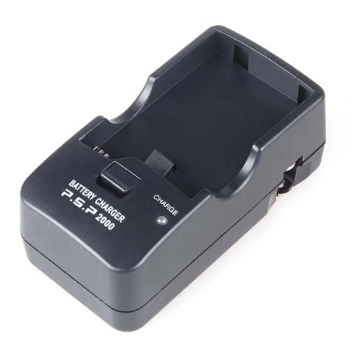 Neewer Replacement Battery Desktop Wall Charger For PSP 2000 US Video Game Battery Charger