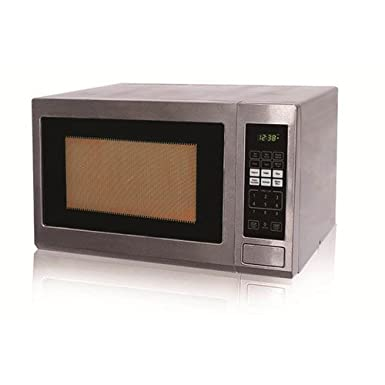 Black & Decker EG031ANC Stainless Steel Microwave-Grill, 1.2 Cubic Feet by Black & Decker