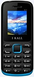 I KALL K11 Dual Sim 1.8 Inch Feature phone with bluetooth - blue & black
