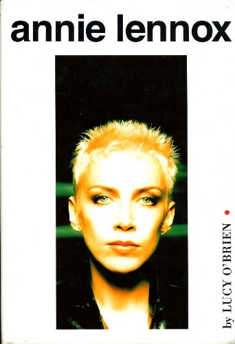 ANNIE-LENNOX-By-Lucy-O-039-brien-Hardcover-BRAND-NEW